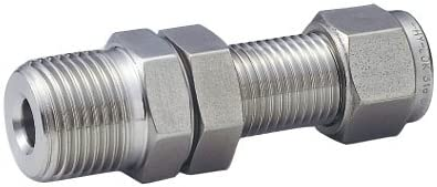 ハイロック社 ハイロック チューブ継手 パネルコネクタ チューブ外径 12 ネジR(PT)1/8 CBMC12M-2R