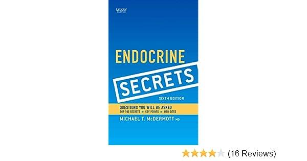 Endocrine Secrets: 9781455749751: Medicine & Health Science Books