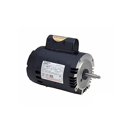 A.O. Smith B131 230V 3HP Threaded Shaft Motor by A. O. Smith