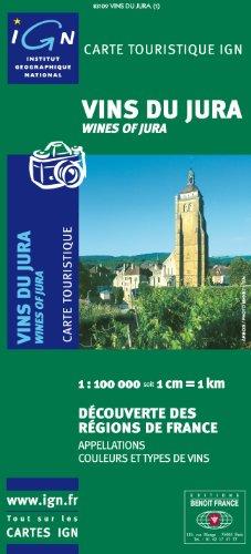 jura wine book - 9