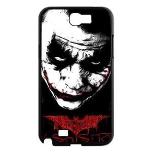 Designyourown Case Joker Samsung Galaxy Note 2 Case Samsung Galaxy Note 2 N7100 Cover Case SKUnote2-162