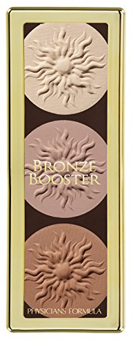Physicians Formula Bronze Booster Highlight & Contour Palette, Matte Sculpting Palette, 0.3 Ounce