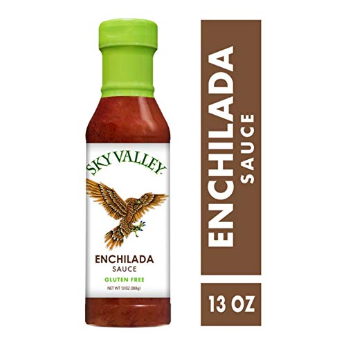 SKY VALLEY Enchilada Sauce, 13 Ounce