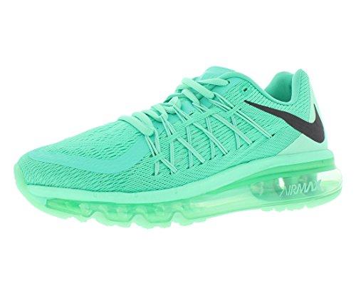 Scarpe 2015 Gr Nike Max Verde Nero sportive Donna Wmns Schwarz Mint Air qIBRwCU