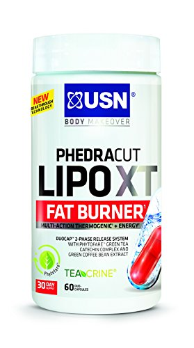 USN Phedracut Lipo Xt Fat Burner
