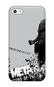 Best Awesome Case Cover/iphone 4/4s Diushoujuan DefenderCase Cover(metal Gear Solid 4 Video Game) 7589407K85593478