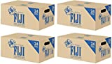 Fiji Natural Artesian Water, 16.9 Fl Oz (Pack of 24 Bottles) (4 Boxes, 24 Pack, 500mL Bottles)