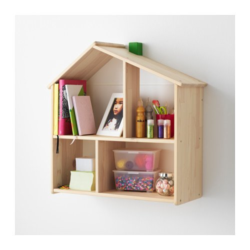 IKEA Amazing Doll house/wall shelf