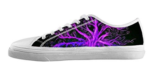 Dalliy Tree of Life Baum des Lebens Mens Canvas shoes Schuhe Footwear Sneakers shoes Schuhe D