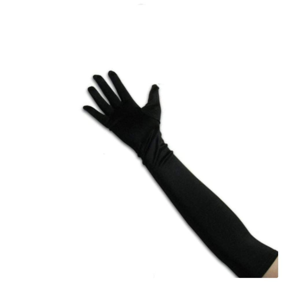 Tapp Collections™ Classic Adult Size Long Operaelbowwrist Length Satin Gloves: Dress Smoking Wedding Cigarette120 At Websimilar.org