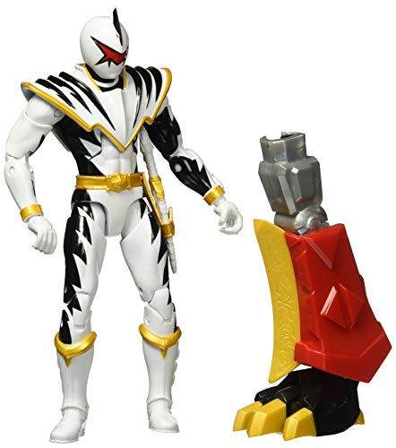 Power Rangers White Ranger (Power Rangers Legacy-Dino Thunder White Ranger Action)