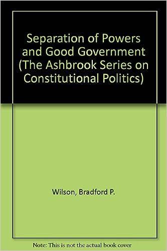 and politics government books good