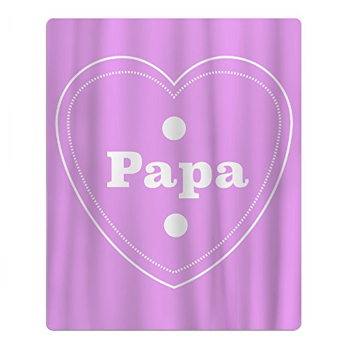 Papa Oval Logo Best Papa Baby Different Ovals Soft And Absorbent/One Size/Travel Towel Quick DryingMicrofiber Beach Towels Prepare For - Bed Oval Terry