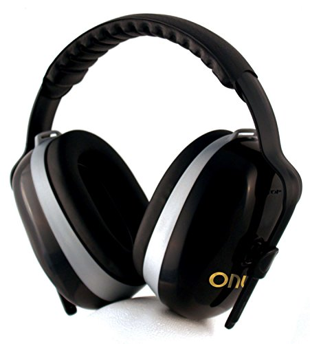Jackson Safety H70 ONYX Headband Earmuff - NNR 26