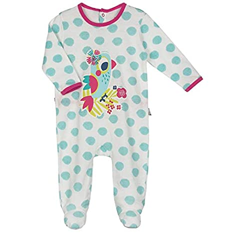 1529abce43cff Pyjama bébé blanc Summertime - Taille - 3 mois (62 cm)  Amazon.fr ...
