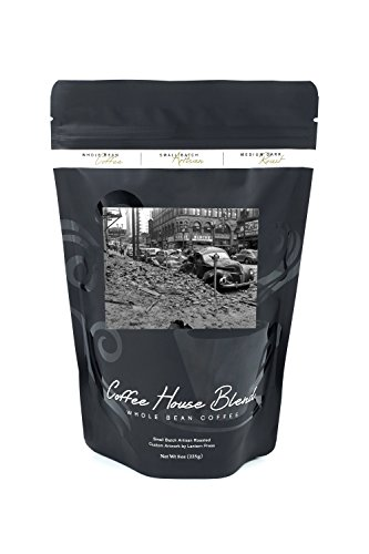 Earthquake Damage in Pioneer Square - Seattle, WA (8oz Whole Bean Small Batch Artisan Coffee - Bold & Strong Medium Dark Roast w/ - Wa Square