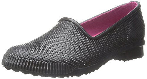Cougar Women's Ruby Rain Shoe, Black Snake, 8 M US