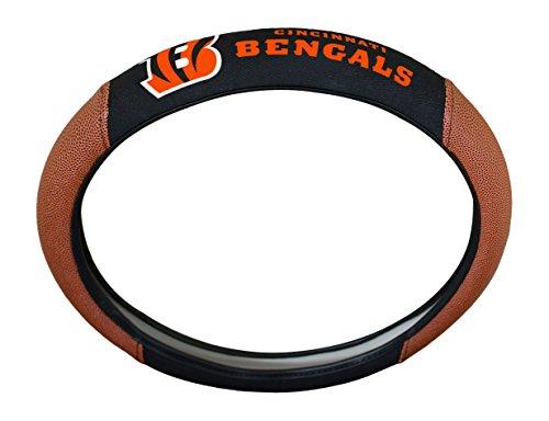 (NFL Cincinnati Bengals Steering Wheel Cover)
