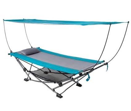 Amazon Com Nikkycozie Portable Fold Up Hammock Removable Canopy