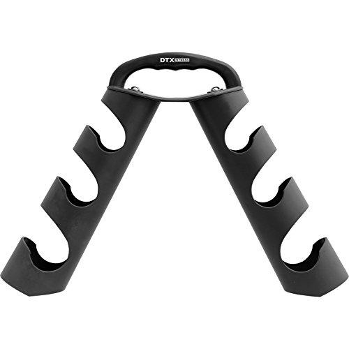 DTX Fitness Arbre Portable en Noir pour Haltères