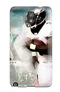 High Impact Dirt/shock Proof Case Cover For Galaxy Note 3 (philadelphia Eagles )