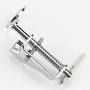 Highmoor 2x Metal Quilting/Darning Embroidery Open Toe Low Shank Free-Motion Sewing Machine Presser Foot for Low Shank,Babylock, Brother, Janome, Elna, Kenmore, Pfaff, Viking by Highmoor