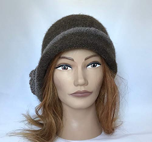 77af5707add19 Image Unavailable. Image not available for. Color  Women s Wool Felt Hat ...