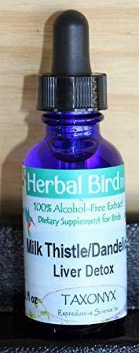 Avitech Milk Thistle/Dandelion Liver Detox 1oz