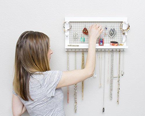 Jewelry Organizer with Bracele