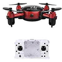 Mingruie KY901 2.4GHz 6Axis Gyro Mini Folding WiFi FPV Real Time RC Quadcopter Drone Headless Mode 360° RTF Toy