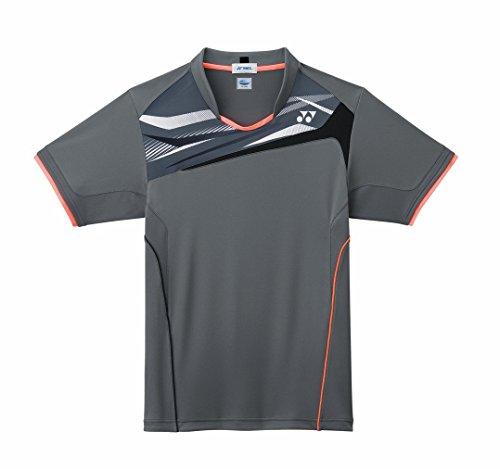 Yonex Men's Polo Shirt Over Large Dark Gray