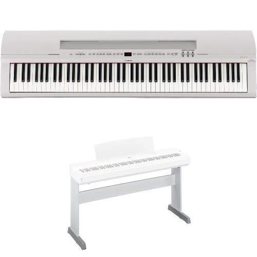 最も完璧な ヤマハ B07G8VNPSP YAMAHA 電子ピアノ 88鍵 ホワイト ホワイト 88鍵 P-255WH B07G8VNPSP スタンドセット, 王様舶来館:659f091a --- go-mo.uk