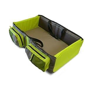 Ludi - Bolsa con cambiador y saco cuco (múltiples bolsillos)