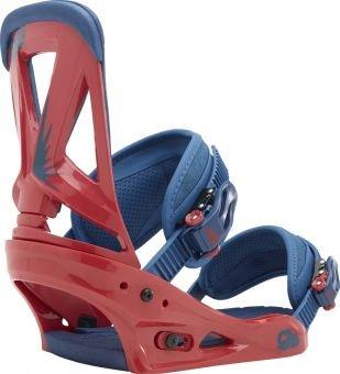 Herren Snowboardbindung Burton Custom Reflex 2016