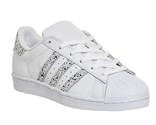 Black Superstar White Blanc White adidas SEYw8Y