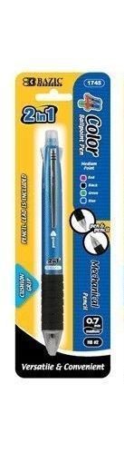 BAZIC Mechanical Pencil 4 Color Colors