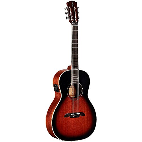 get alvarez ap66esb artist 66 series parlor acoustic electric guitar at guitar center. Black Bedroom Furniture Sets. Home Design Ideas