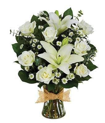 (Sympathy Love - Same Day Sympathy Flowers Delivery - Sympathy Flower - Sympathy Gifts - Send Online Sympathy Plants & Flowers)