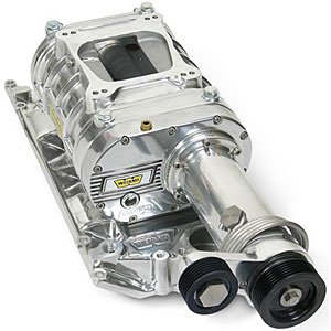 Weiand 6543-1 142 Pro-Street Supercharger Kit (Weiand Supercharger)
