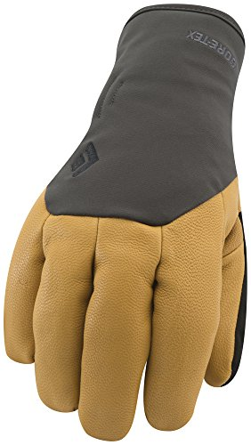 (Black Diamond Rambla Cold Weather Gloves, Natural, Medium)