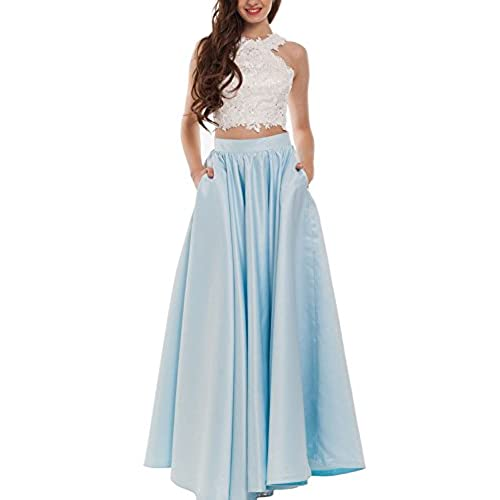 2017 Prom Dresses Two Piece: Amazon.com