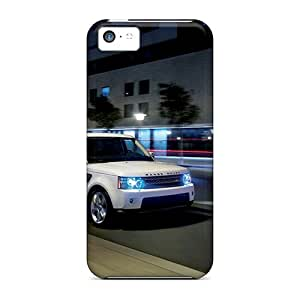 Sanp On Case Cover Protector For Iphone 5c (range Rover)