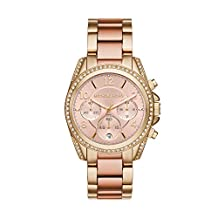 Michael Kors Women's  Blair Two-Tone Watch MK6316