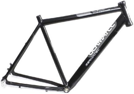 28 Alu para cuadro de bicicleta GERMATEC Trekking FRAME Disc ...
