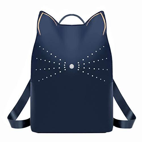 Travel Laptop Backpack,Business,AopnHQ Girl's Shoulders Bag, Girls Mini Multifunction Daypack Satchel Crossbody Bag