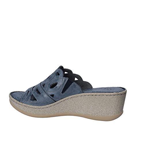 Riposella Riposella 6346 Sandales Femmes Bleu 6346 CfFqvCw