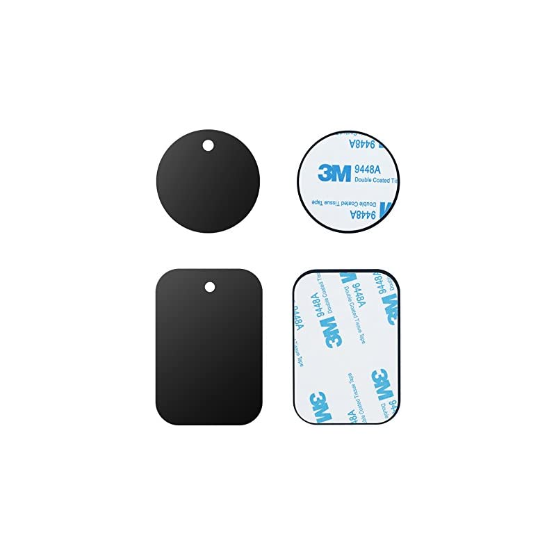 Mount Metal Plates Replacement Kits with