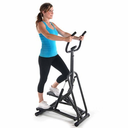 Avari Free Stride Stepper Compact Design Multi-function Monitor by Stamina* (Image #2)