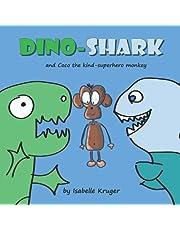 Dino-Shark: Coco the kind-superhero monkey