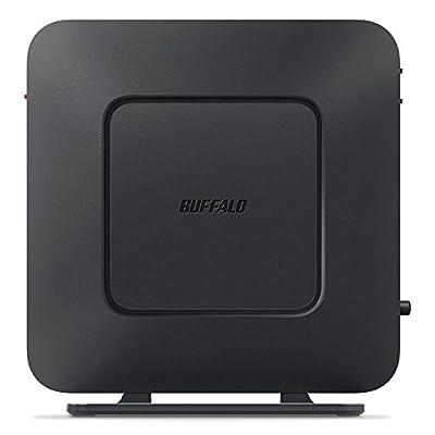 Buffalo AirStation AC1200 Gigabit Dual Band Open Source DD-WRT NXT Wireless Router (WSR-1166DD)